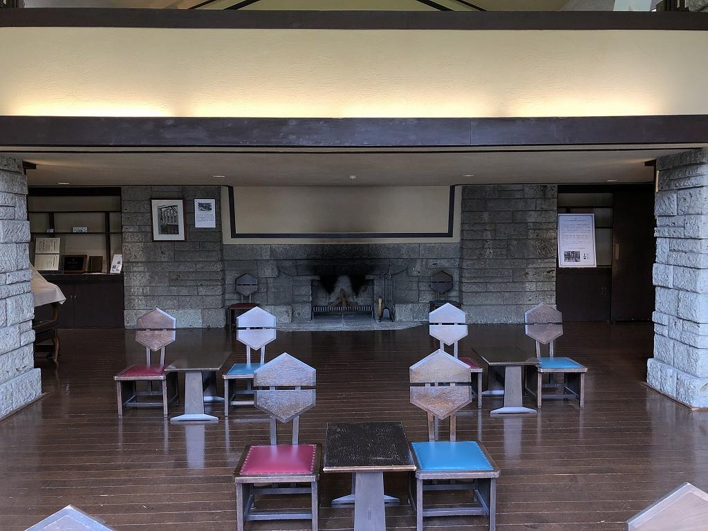自由学園 明日館のホール4