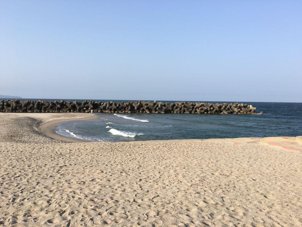 皆生温泉海水浴場2