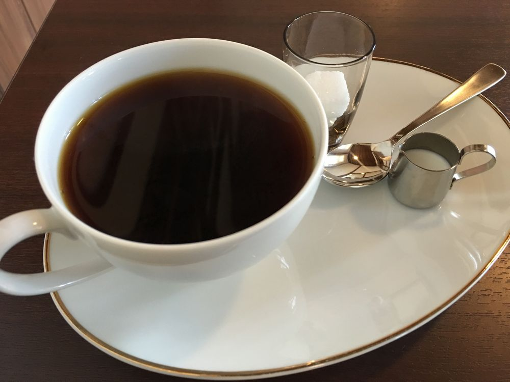 亀田山喫茶室の亀田山ブレンド