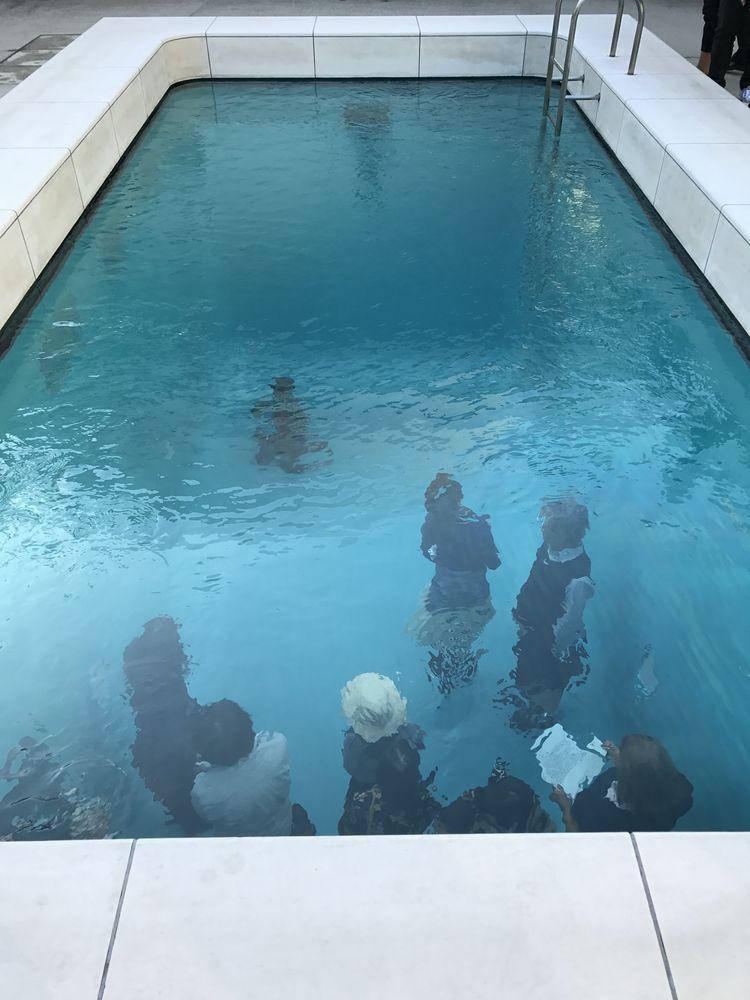 スイミング・プール1