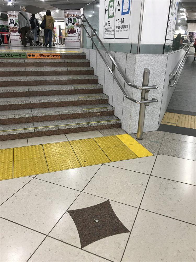 東京駅の浜口雄幸首相狙撃場所