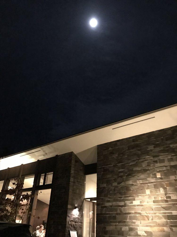 ル・ボン・ヴィボンと月