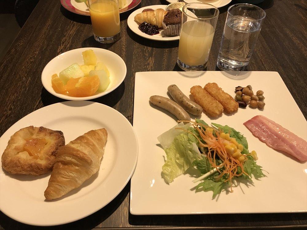軽井沢マリオットホテルの朝食7