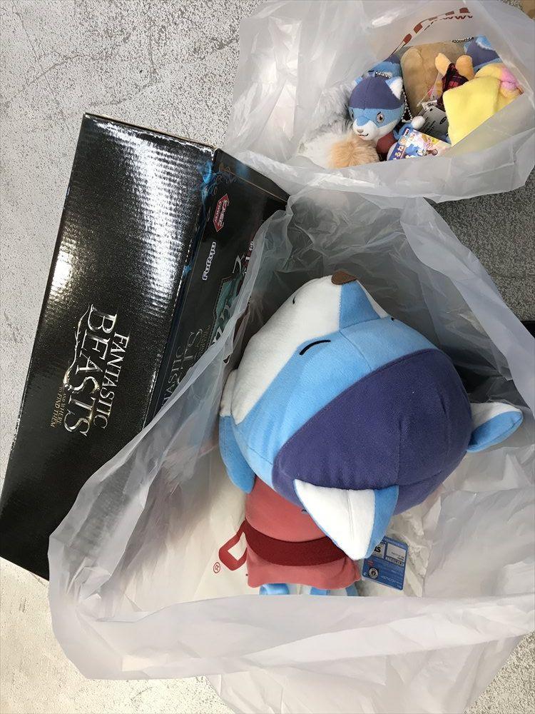 軽井沢プリンスショッピングプラザのクレーンゲーム