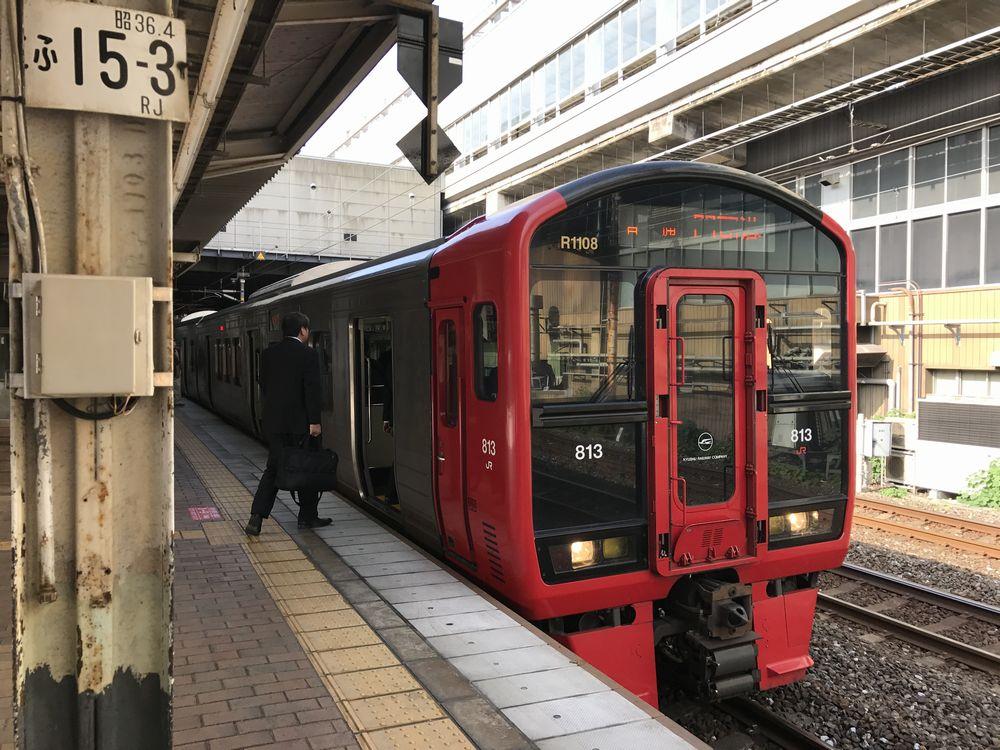 鹿児島本線の車両