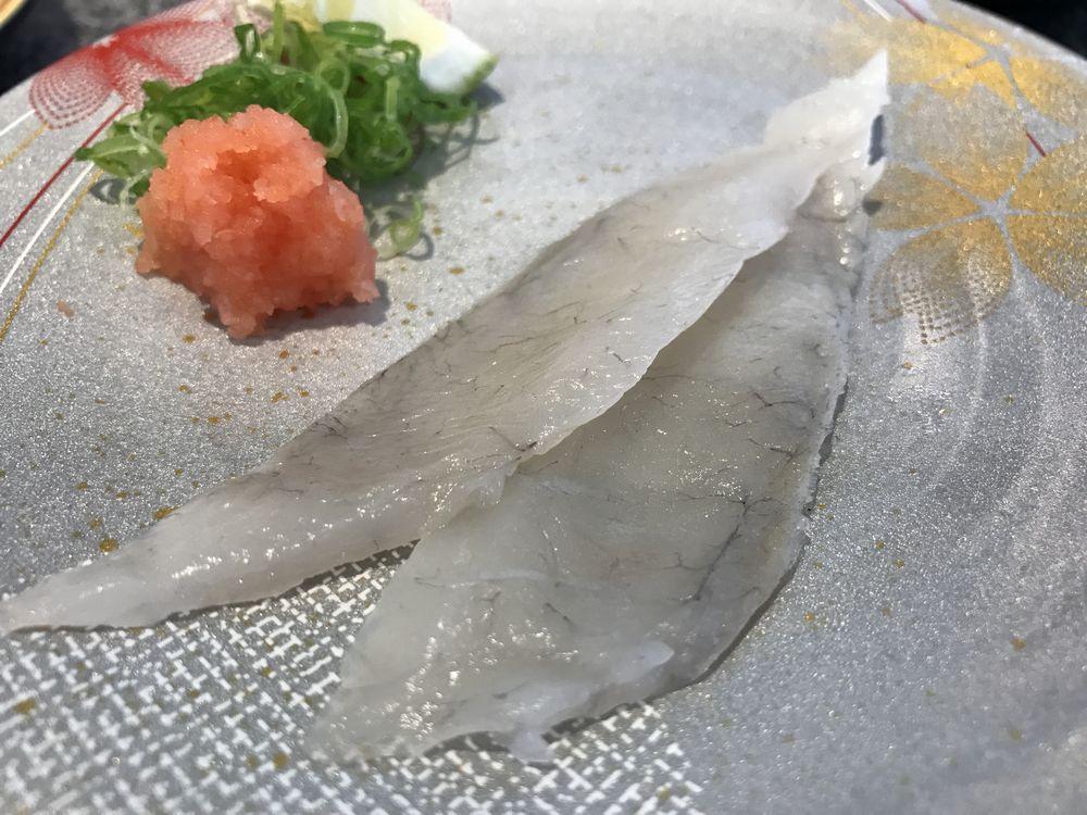 カモンワーフの回転寿司4