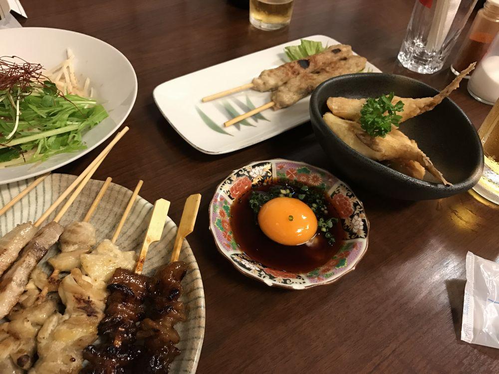 北九州市の房 武蔵の料理1