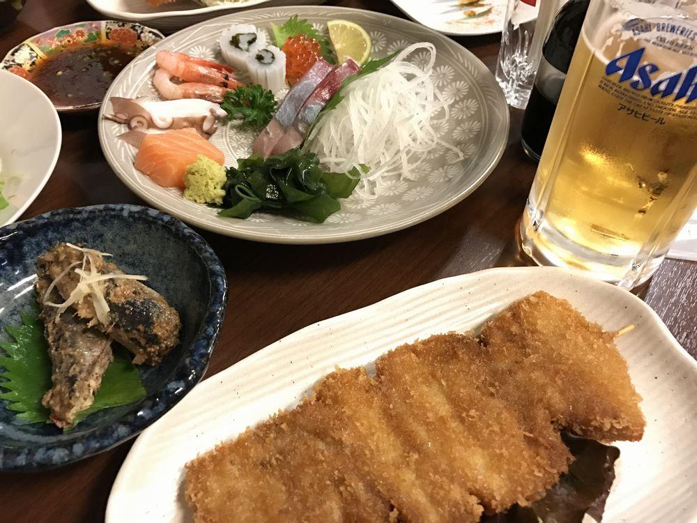 北九州市の房 武蔵の料理2