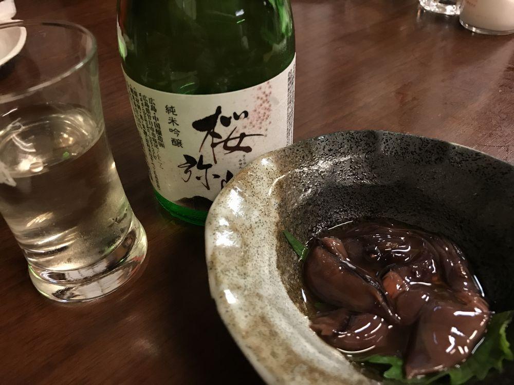 北九州市の房 武蔵の料理3