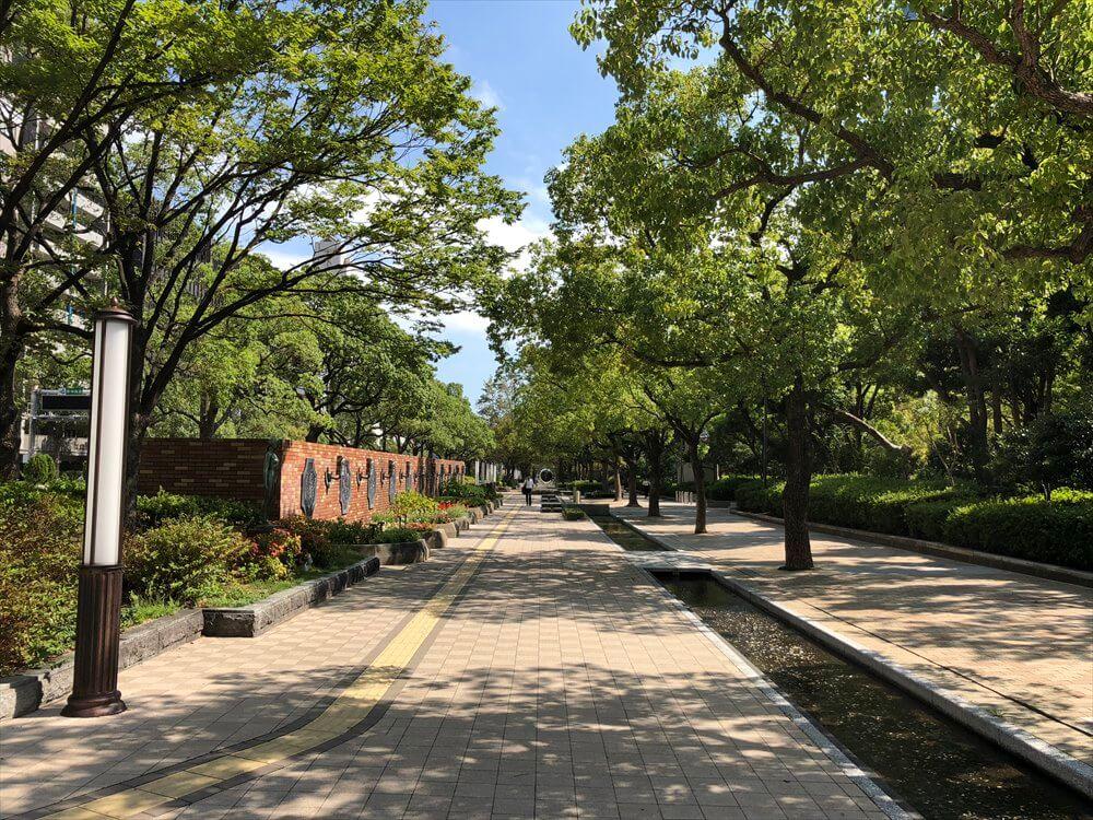 神戸市役所前のポート