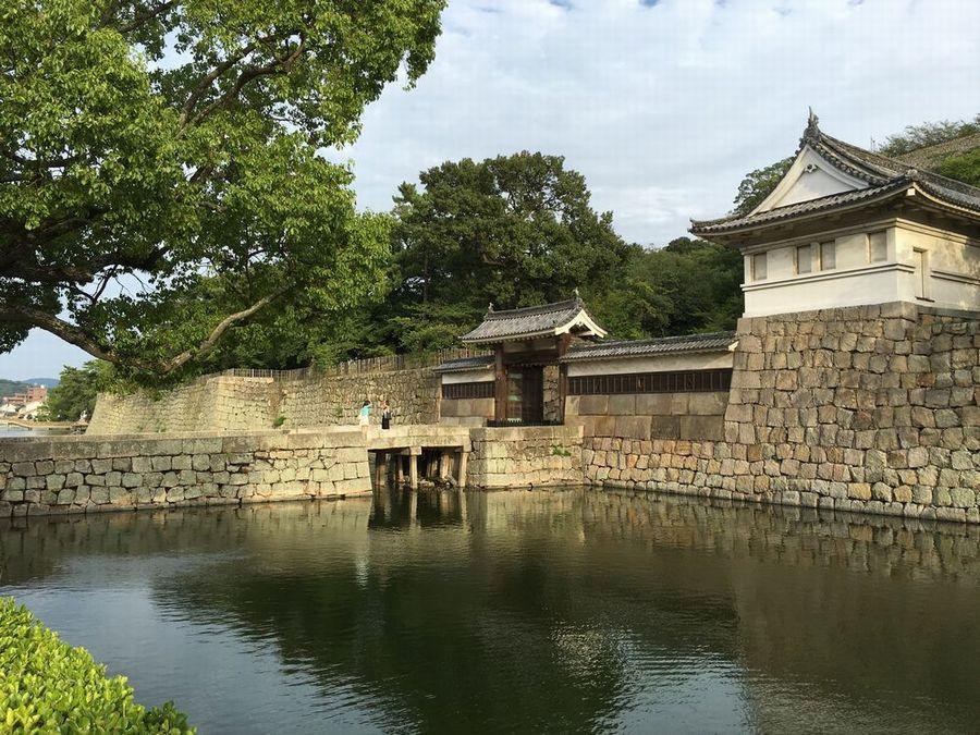 丸亀城(近景)2