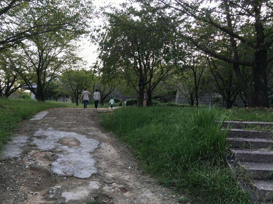 丸亀城の二の丸
