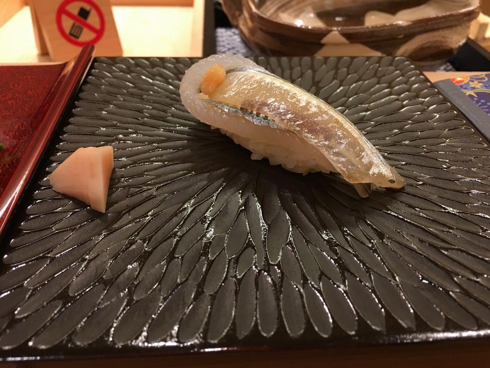 鮨舳のサヨリ