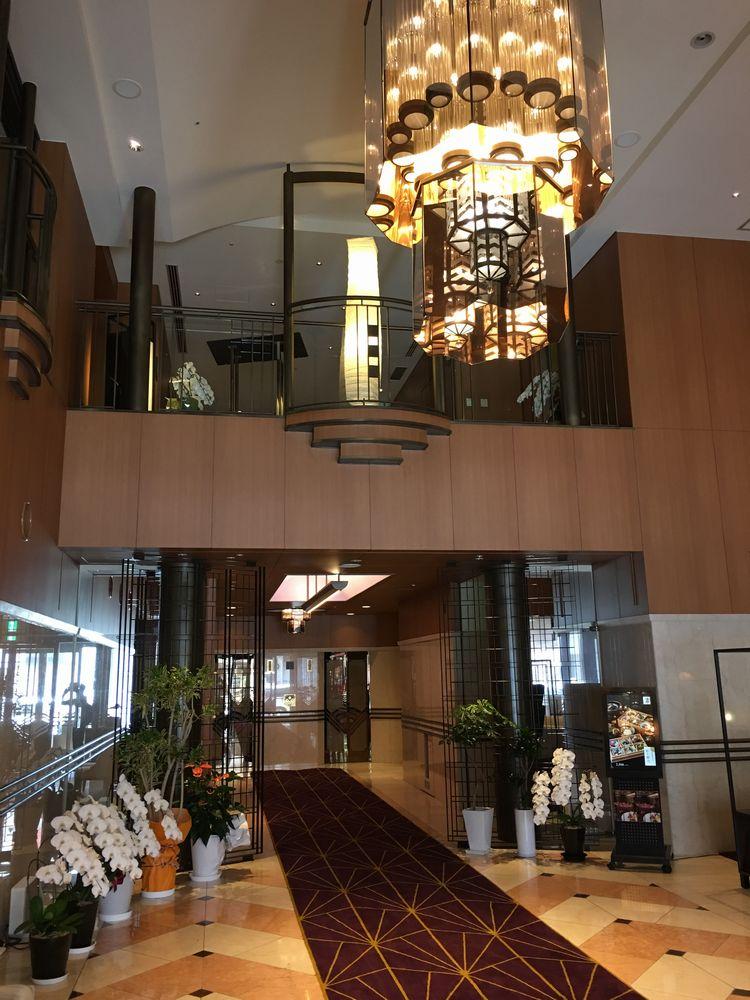 ロイヤルパークホテル高松のロビー1