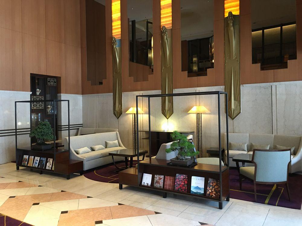 ロイヤルパークホテル高松のロビー2