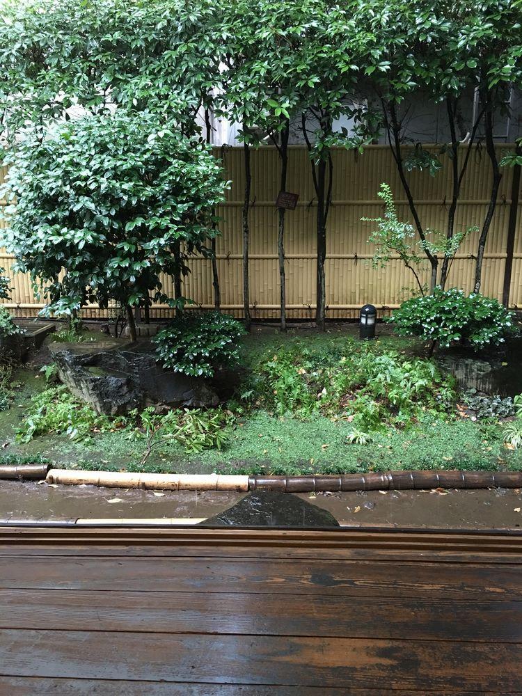 小泉八雲熊本旧居の縁側