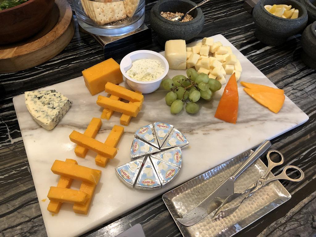 マンダリン オリエンタル クアラルンプールのクラブラウンジの朝食4