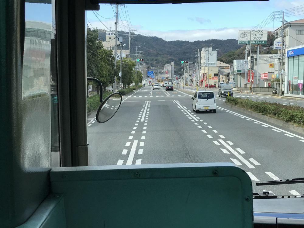 新広駅から休山