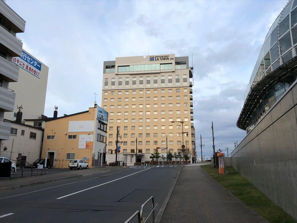 ラビスタ釧路川の外観