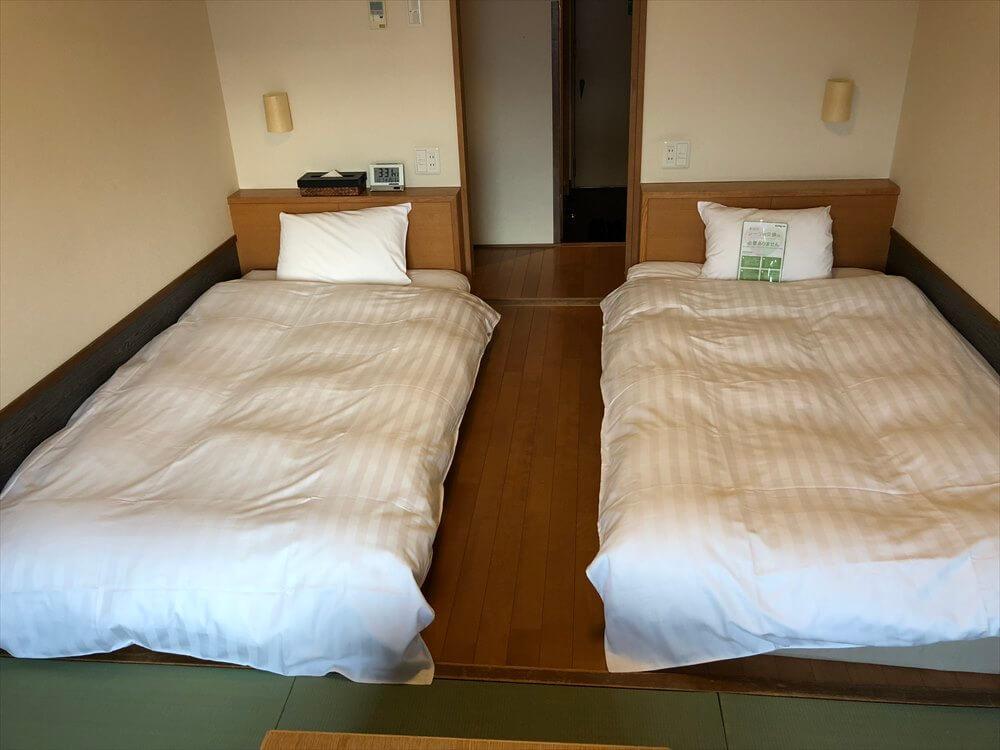 ラビスタ釧路川の和室ツインルーム3