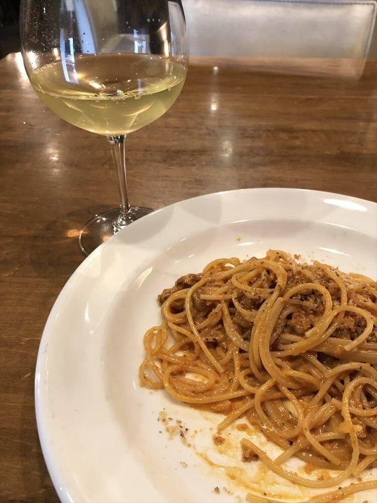 エスト ディ ズッパの白ワイン