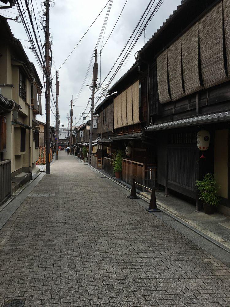 祇園の町家
