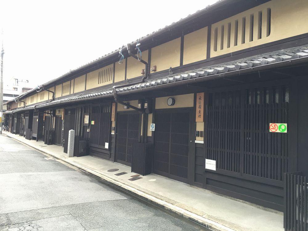 山中油店のゲストハウス