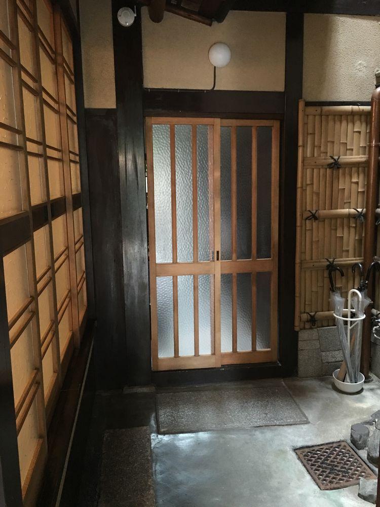 正庵の玄関2