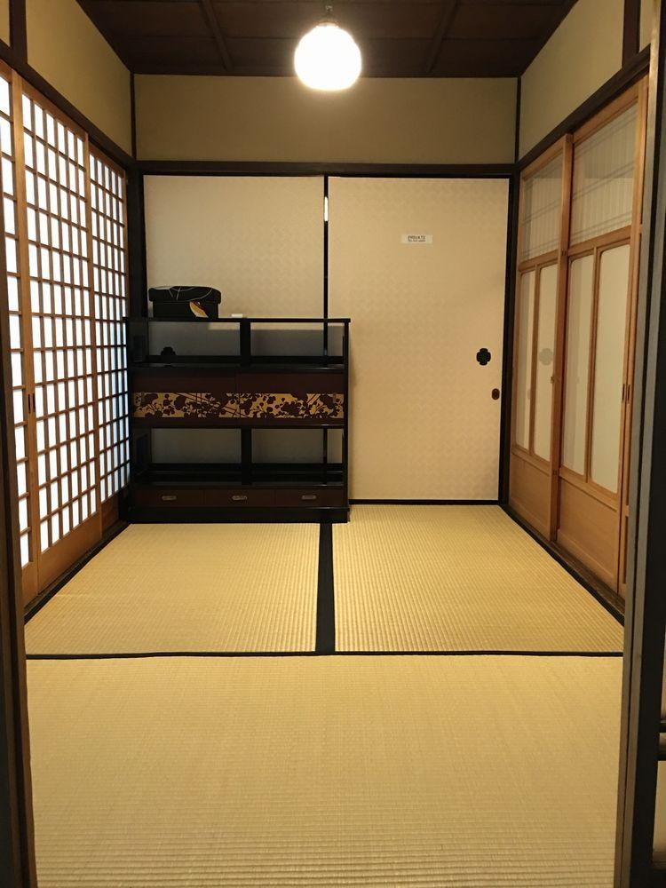 正庵の和室