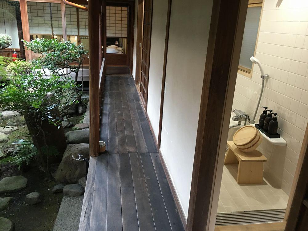 正庵のお風呂1