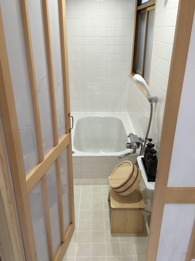 正庵のお風呂2