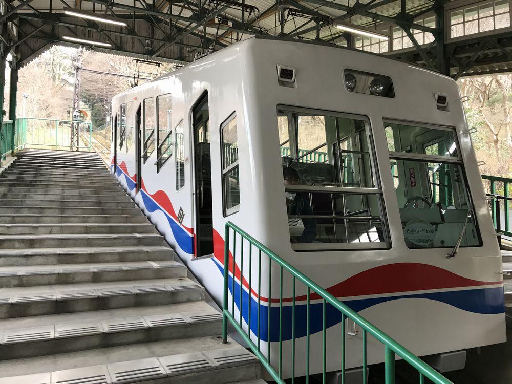 叡山ケーブルカー