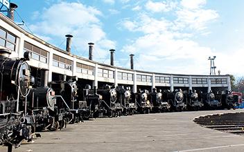 京都鉄道博物館のイメージ