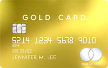 法人決済用ラグジュアリーカード ゴールドカード券面デザイン