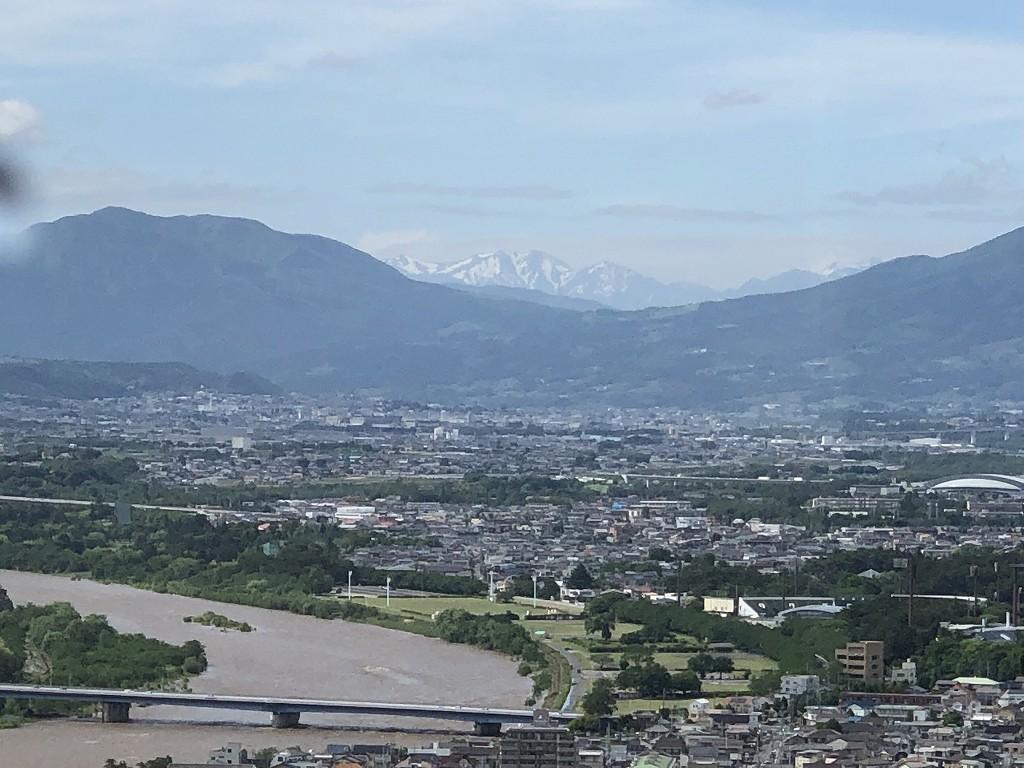 仙ノ倉山とエビス大黒ノ頭