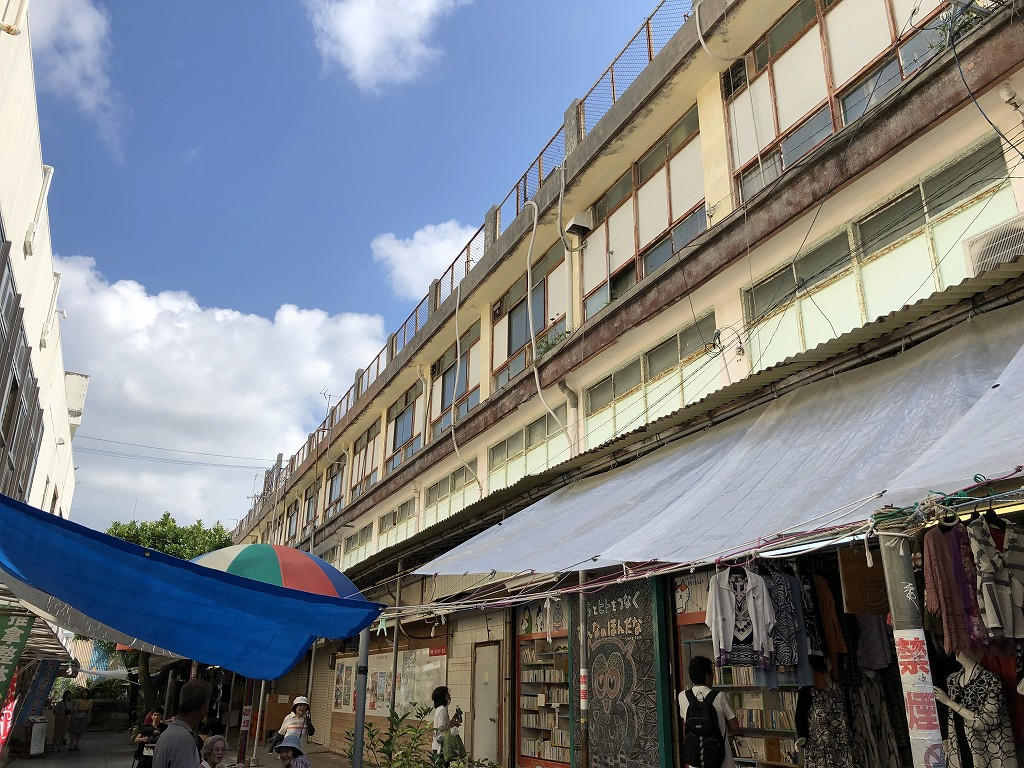 那覇のパラソル通り3