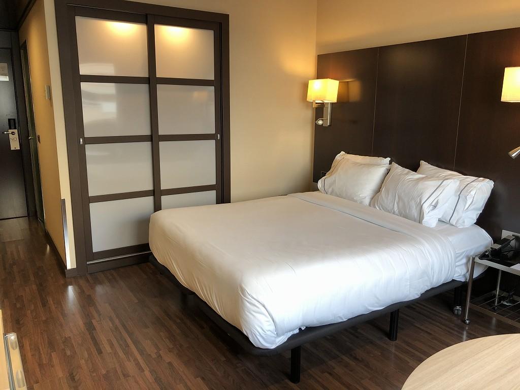 ACホテル・シウタット・デ・パルマのスタンダードルーム2
