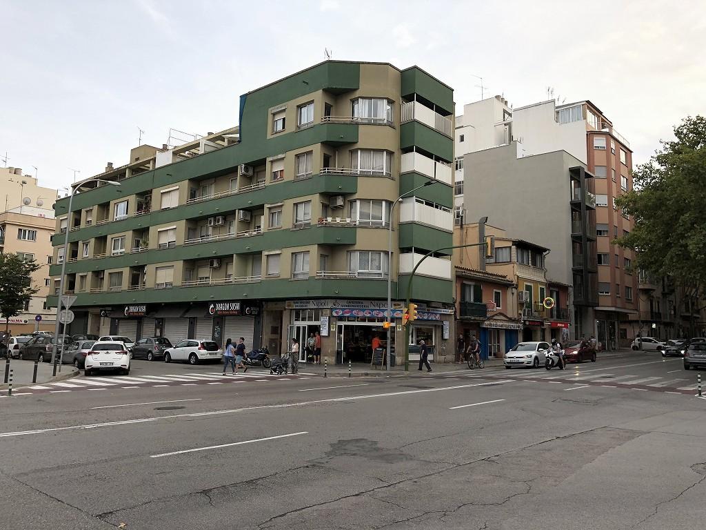 パルマ・デ・マヨルカ郊外の住宅地1