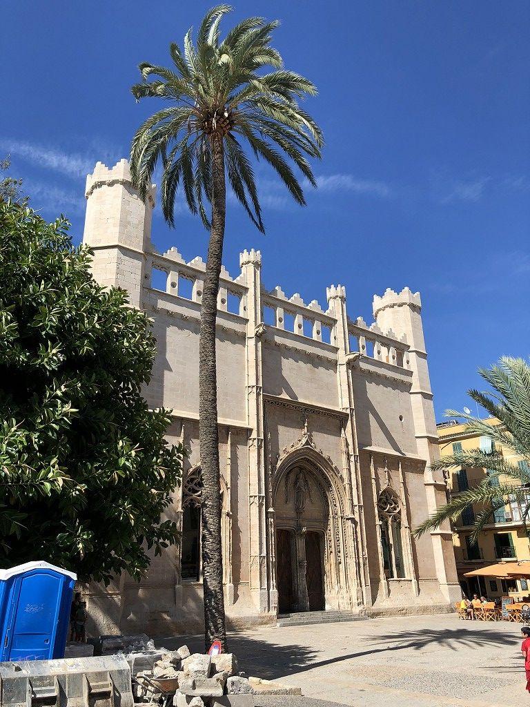 Lonja de Palma de Mallorcaの外観