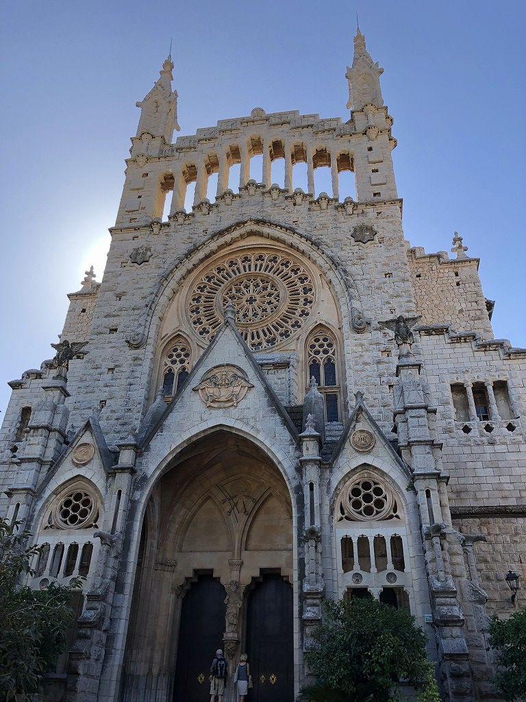 ソーイェルの大聖堂