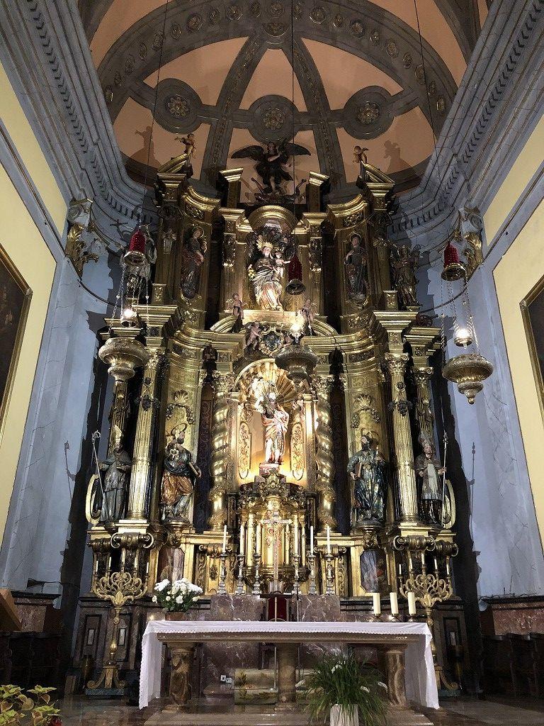 ソーイェル大聖堂の内観3
