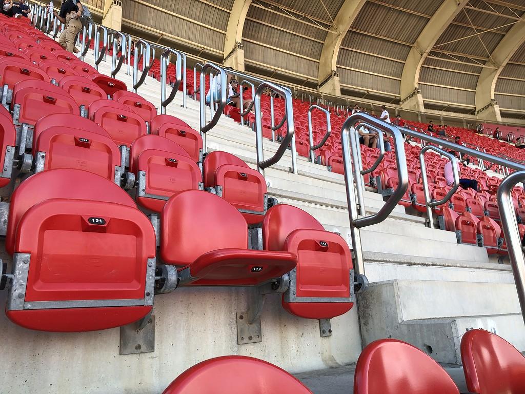 エスタディ・デ・ソン・モイシュの椅子の傾斜1