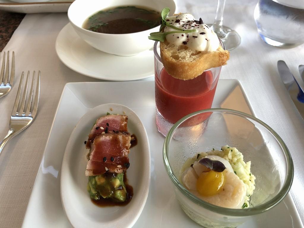 セントレジス・マルダバル・マヨルカリゾートのアクアレストラン3