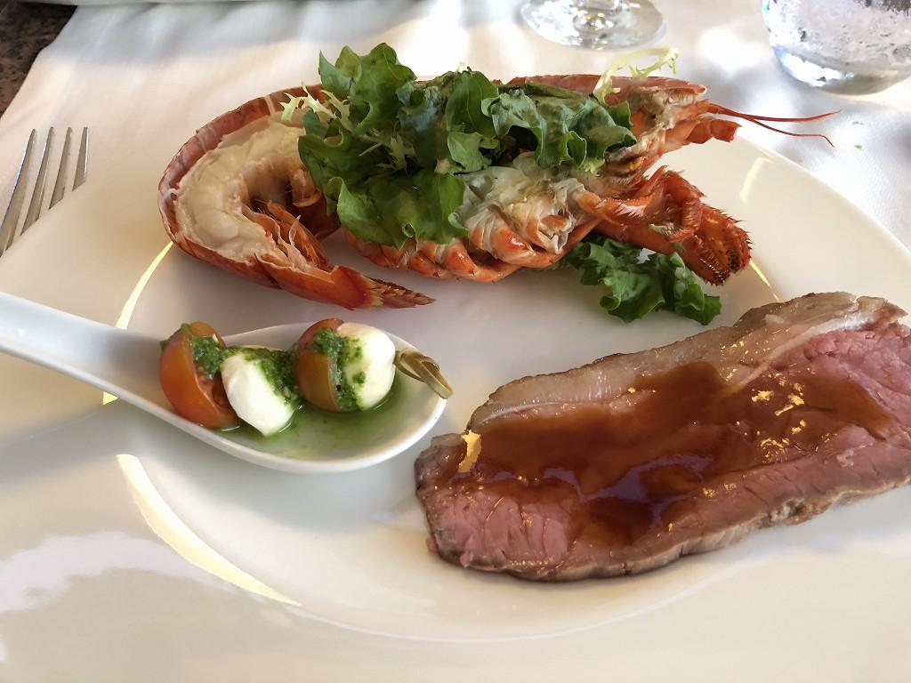 セントレジス・マルダバル・マヨルカリゾートのアクアレストラン5
