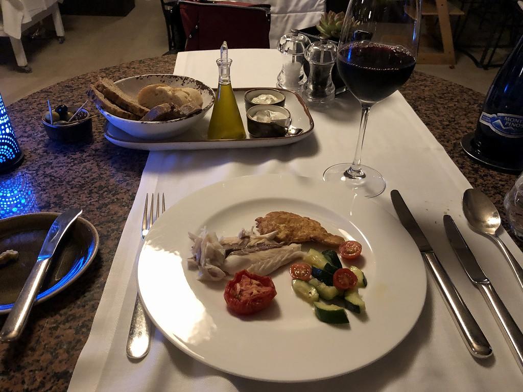 セントレジス・マルダバル・マヨルカリゾートのアクアレストラン8