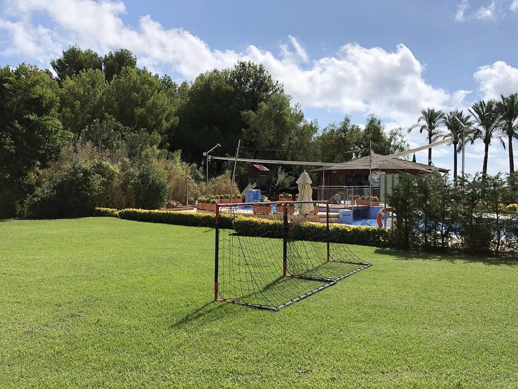 セントレジス・マルダバル・マヨルカリゾートの庭5