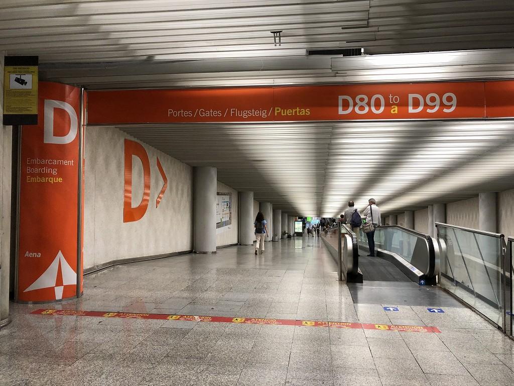 パルマ・デ・マヨルカ空港のSALA VIPラウンジ Formentorのアクセス2
