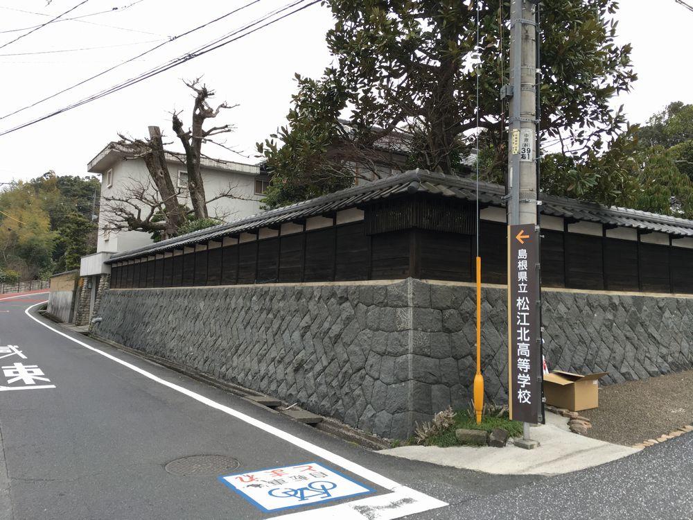 島根県立松江北高校