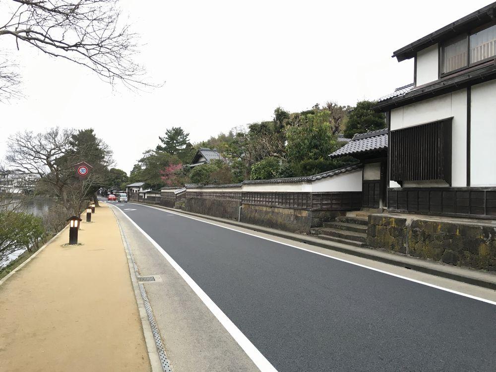 松江の塩見縄手