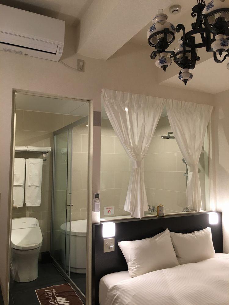 松江シティホテル別館の部屋1
